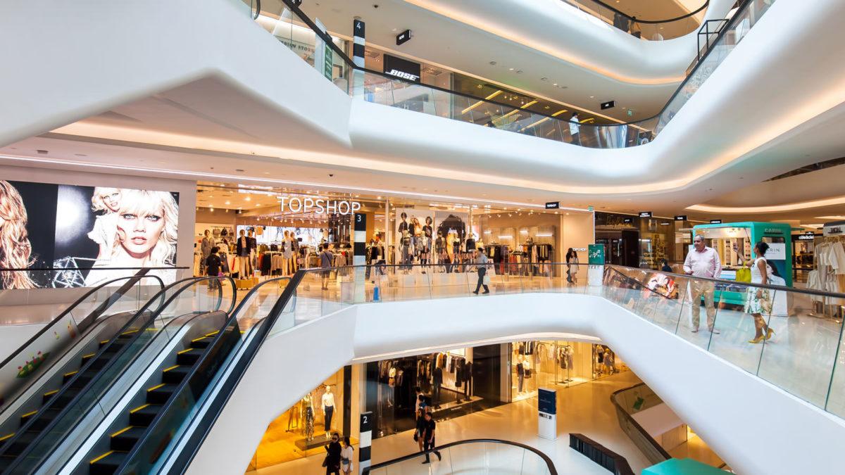 The future of the shopping mall - IBRADIM
